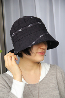 帽子ハート矢羽.JPG